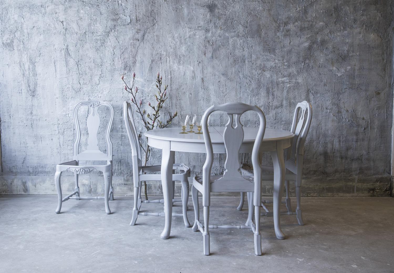 Lackera möbler och inredning Stockholm